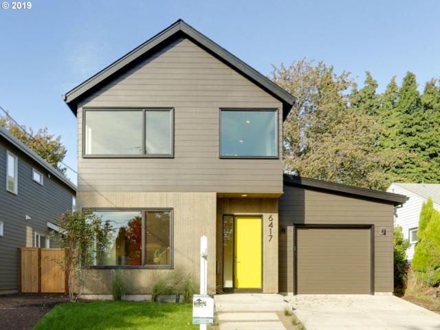 6419 NE 35th Pl, Portland, OR 97211 (MLS #19153021) :: Homehelper Consultants
