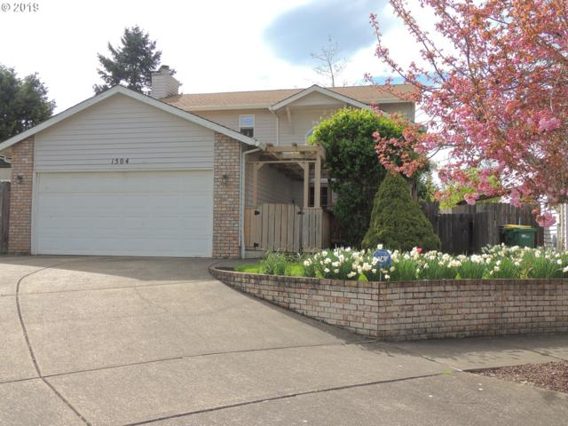 1504 Rodlun Ct, Forest Grove, OR 97116 (MLS #19154421) :: McKillion Real Estate Group