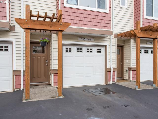 350 NW 116TH Ave #103, Portland, OR 97229 (MLS #19154477) :: TLK Group Properties