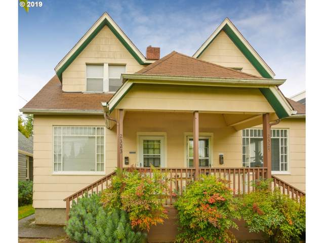 2323 SE Ash St, Portland, OR 97214 (MLS #19154739) :: Next Home Realty Connection