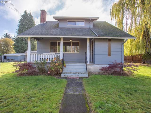 4508 SE Jennings Ave, Milwaukie, OR 97267 (MLS #19155099) :: Next Home Realty Connection