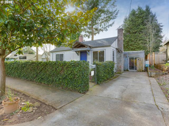 4629 SE 48TH Ave, Portland, OR 97206 (MLS #19155347) :: Song Real Estate