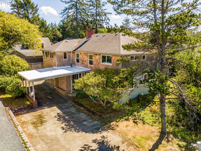 316 Third St, Manzanita, OR 97130 (MLS #19155501) :: R&R Properties of Eugene LLC