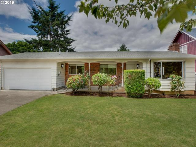 825 NE 69TH Ave, Portland, OR 97213 (MLS #19156207) :: Townsend Jarvis Group Real Estate