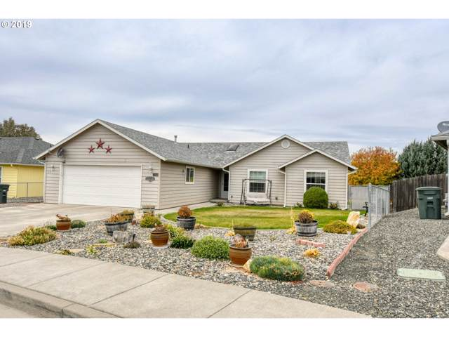 217 SW Quinney Pl, Pendleton, OR 97801 (MLS #19156270) :: Townsend Jarvis Group Real Estate
