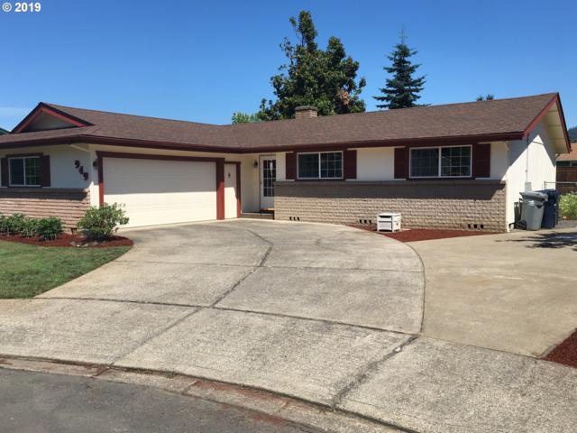 949 65TH St, Springfield, OR 97478 (MLS #19156277) :: Song Real Estate