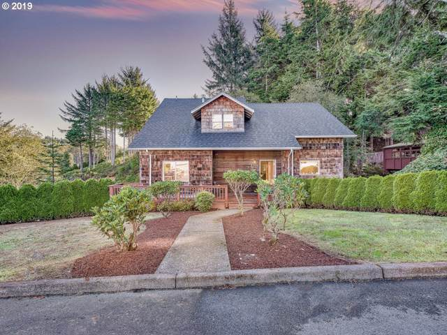 2506 NE Douglas St, Newport, OR 97365 (MLS #19158037) :: Townsend Jarvis Group Real Estate