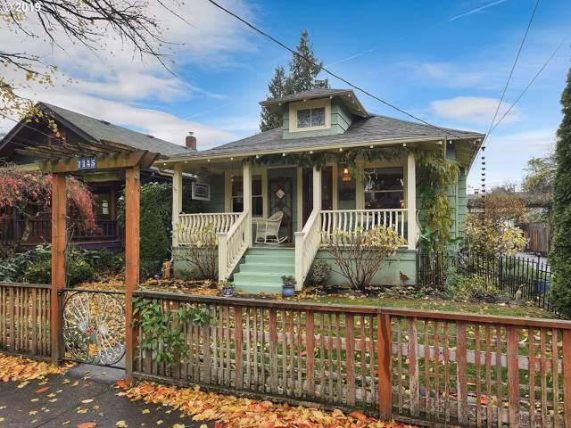 1145 SE Lexington St, Portland, OR 97202 (MLS #19158403) :: Next Home Realty Connection