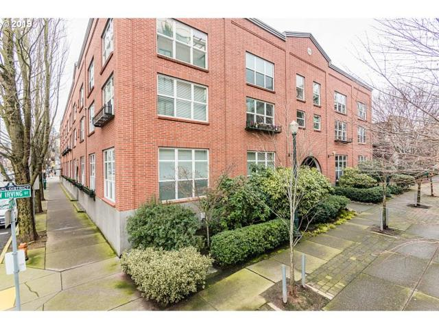 1009 NW Hoyt St #201, Portland, OR 97209 (MLS #19158412) :: Next Home Realty Connection