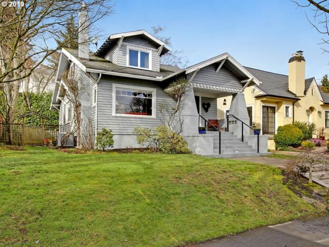 631 NE 43RD Ave, Portland, OR 97213 (MLS #19158860) :: Change Realty