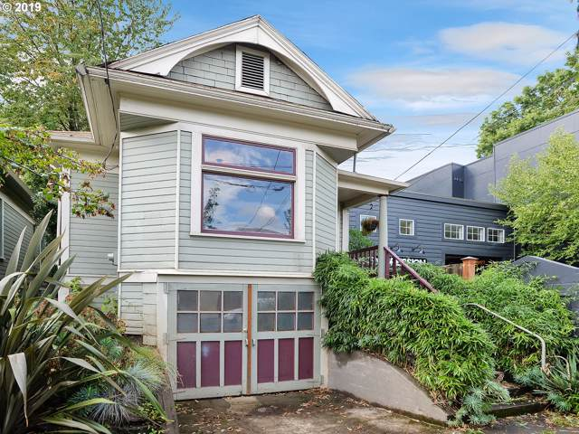 2321 SE 11TH Ave, Portland, OR 97214 (MLS #19159283) :: Next Home Realty Connection
