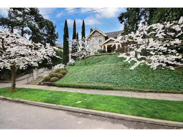 2124 SW Laurel St, Portland, OR 97201 (MLS #19162245) :: McKillion Real Estate Group