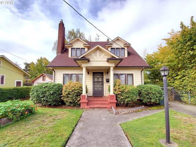 9425 N Midway Ave, Portland, OR 97203 (MLS #19162505) :: Homehelper Consultants