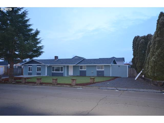 10412 NE 87TH Ave, Vancouver, WA 98662 (MLS #19163330) :: Fox Real Estate Group