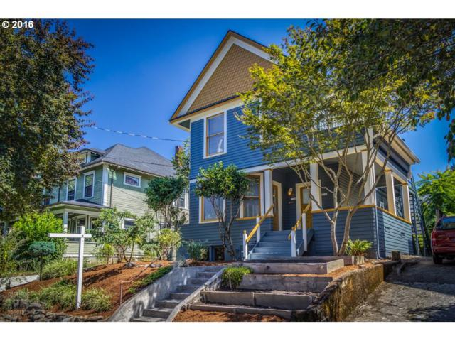 2140 NE 13TH Ave, Portland, OR 97212 (MLS #19164523) :: The Sadle Home Selling Team