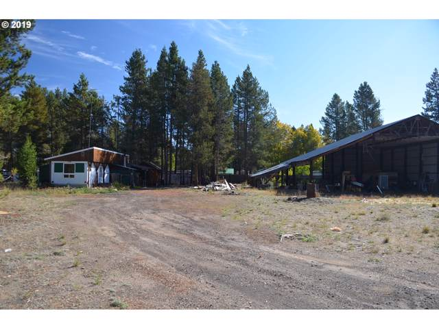 136909 Bitterbrush Ln, Crescent, OR 97733 (MLS #19165592) :: Matin Real Estate Group
