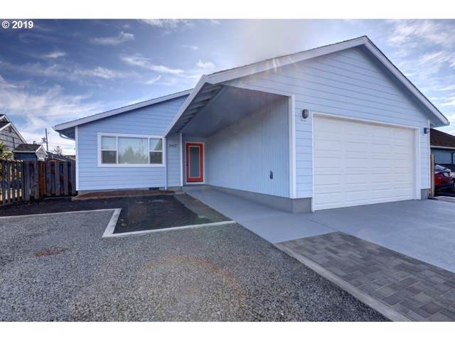 2417 Pine St, Seaside, OR 97138 (MLS #19165601) :: Gregory Home Team | Keller Williams Realty Mid-Willamette