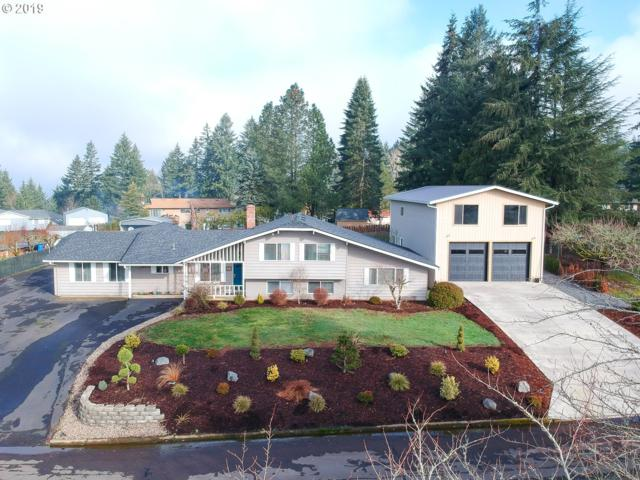 18945 SE Carmel Dr, Damascus, OR 97089 (MLS #19165788) :: Matin Real Estate