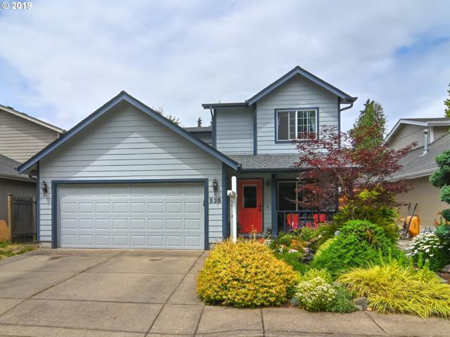 535 Littlewood Ln, Eugene, OR 97404 (MLS #19165958) :: Song Real Estate