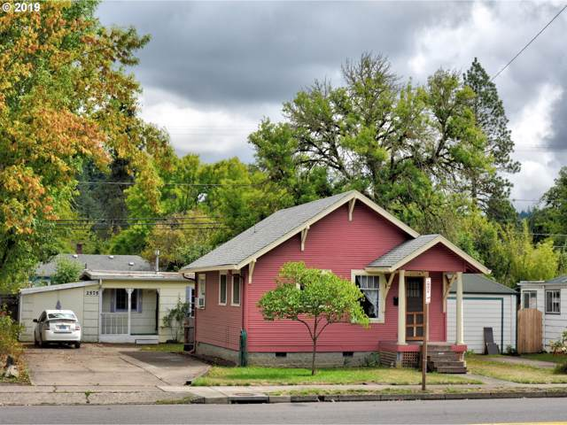 2575 Hilyard St, Eugene, OR 97405 (MLS #19167253) :: Gregory Home Team | Keller Williams Realty Mid-Willamette
