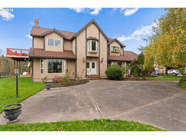 32216 80th Ave E, Eatonville, WA 98328 (MLS #19167537) :: Gregory Home Team | Keller Williams Realty Mid-Willamette