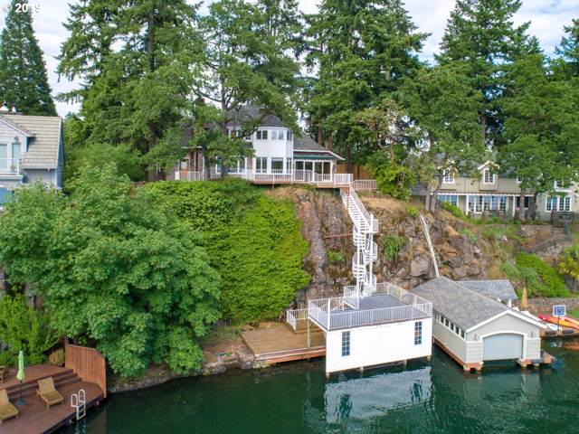 852 Northshore Rd, Lake Oswego, OR 97034 (MLS #19168021) :: Brantley Christianson Real Estate