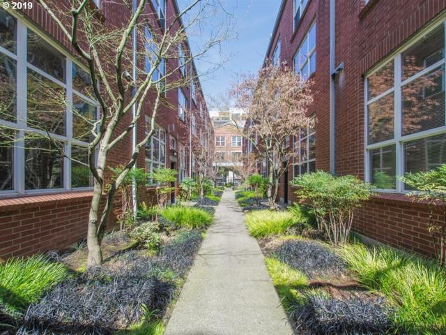 1009 NW Hoyt St #215, Portland, OR 97209 (MLS #19168026) :: Townsend Jarvis Group Real Estate