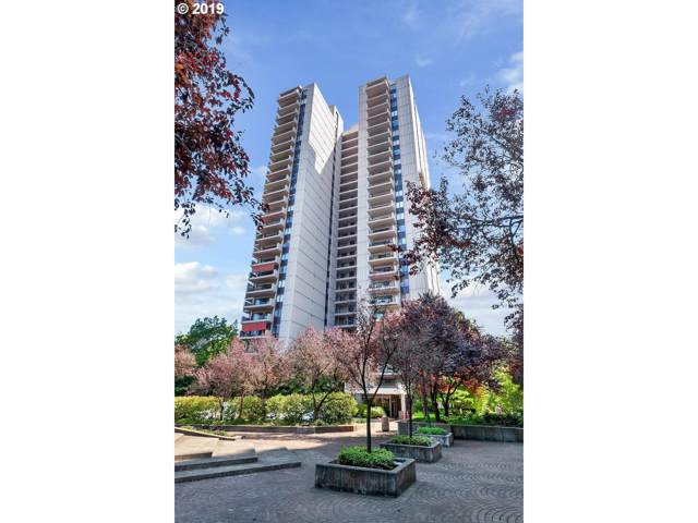 2221 SW 1ST Ave #722, Portland, OR 97201 (MLS #19168614) :: The Liu Group