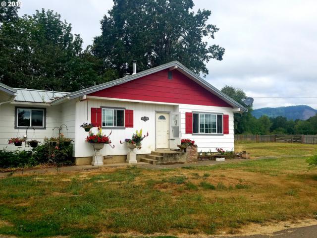 1090 Upper Camas Rd, Camas Valley, OR 97416 (MLS #19168926) :: Matin Real Estate Group