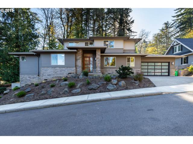 888 SW Trillium Ln, Portland, OR 97219 (MLS #19170113) :: Townsend Jarvis Group Real Estate