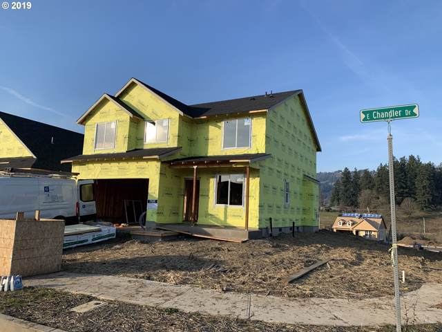 315 E Chandler Dr, Newberg, OR 97132 (MLS #19170252) :: Next Home Realty Connection