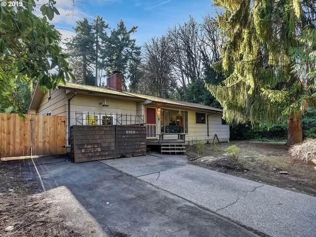 306 SW Palatine Hill Rd, Portland, OR 97219 (MLS #19170487) :: The Lynne Gately Team