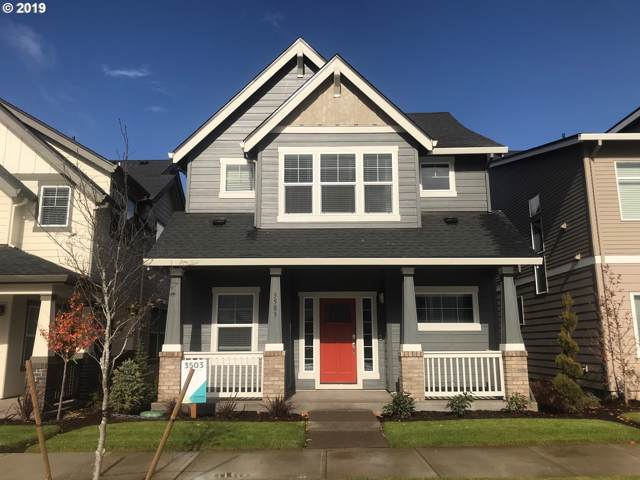 3503 SE Reed Dr, Hillsboro, OR 97123 (MLS #19170987) :: Next Home Realty Connection