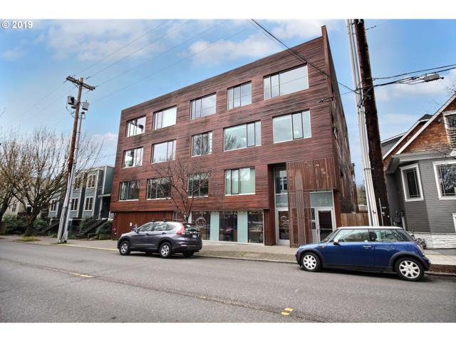 2538 NW Thurman St #302, Portland, OR 97210 (MLS #19171100) :: The Sadle Home Selling Team