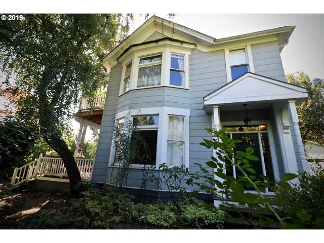 408 SW Nebraska St, Portland, OR 97035 (MLS #19171523) :: The Liu Group