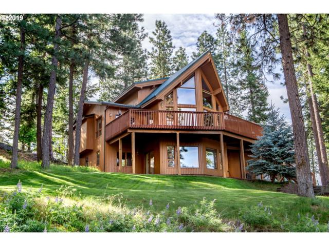 740 Pine Forest Rd, Goldendale, WA 98620 (MLS #19171771) :: The Lynne Gately Team