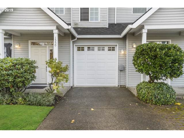 1550 SE Oak St, Hillsboro, OR 97123 (MLS #19172073) :: Homehelper Consultants