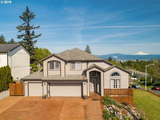 828 NW Magnolia St, Camas, WA 98607 (MLS #19172408) :: Townsend Jarvis Group Real Estate