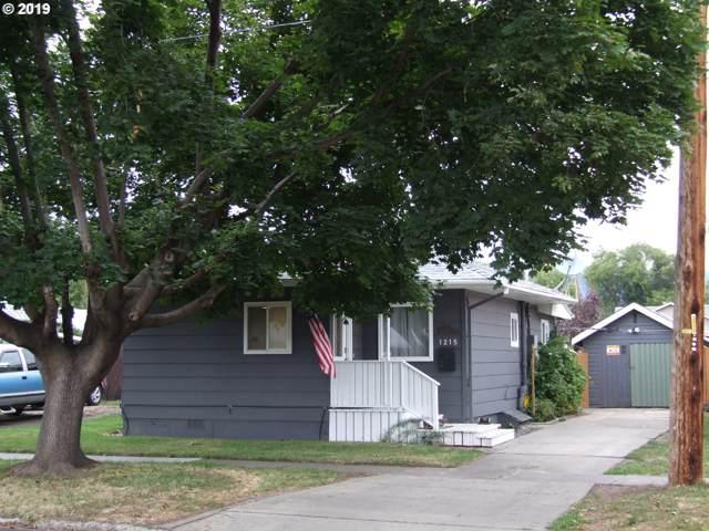 1215 W Ave, La Grande, OR 97850 (MLS #19173503) :: Change Realty