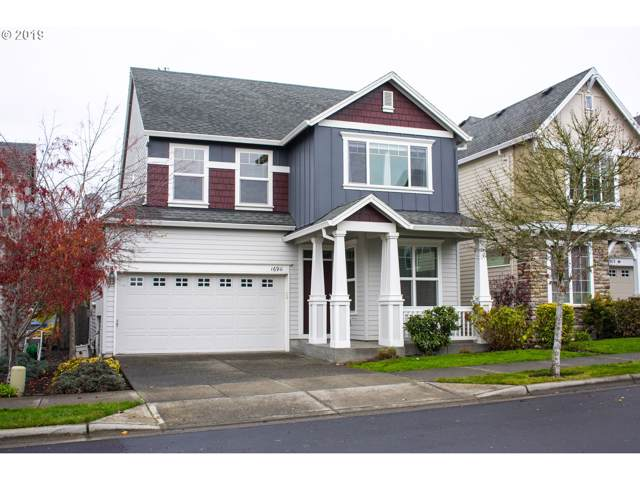 16911 NW Shadow Hills Ln, Beaverton, OR 97006 (MLS #19173549) :: Next Home Realty Connection