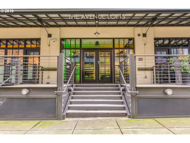 1400 NW Irving St #419, Portland, OR 97209 (MLS #19173835) :: Cano Real Estate