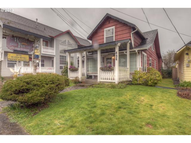 436 S Downing St, Seaside, OR 97138 (MLS #19174494) :: Change Realty