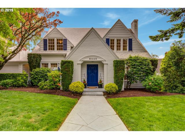 6440 SW Parkhill Way, Portland, OR 97239 (MLS #19175669) :: Townsend Jarvis Group Real Estate