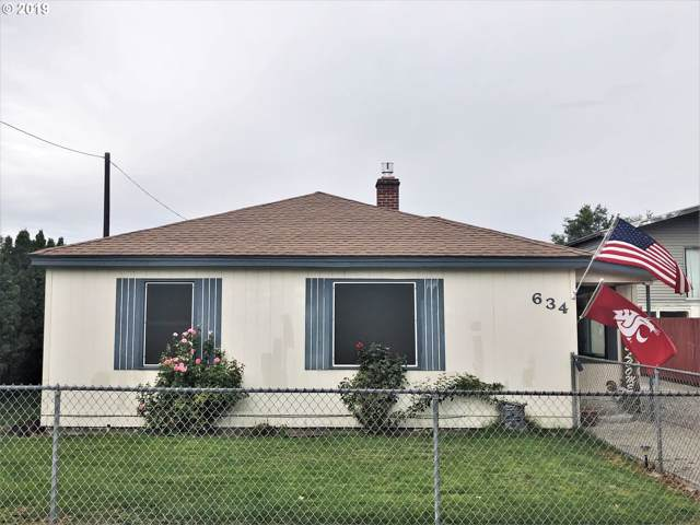 634 W Park Ave, Hermiston, OR 97838 (MLS #19175683) :: Townsend Jarvis Group Real Estate