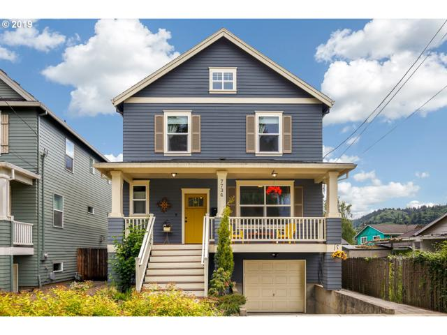 7734 N Decatur St, Portland, OR 97203 (MLS #19175829) :: Townsend Jarvis Group Real Estate