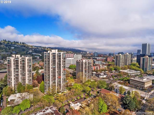 2221 SW 1ST Ave, Portland, OR 97201 (MLS #19176498) :: Townsend Jarvis Group Real Estate