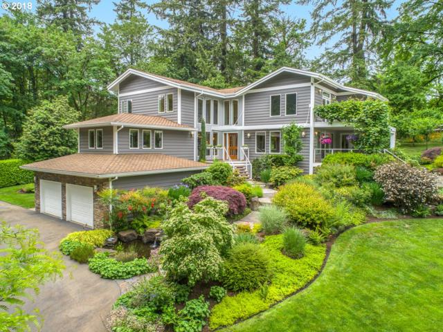 1101 Forest Meadows Way, Lake Oswego, OR 97034 (MLS #19178301) :: The Sadle Home Selling Team