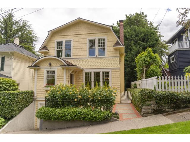 2122 SW 18TH Ave, Portland, OR 97201 (MLS #19178566) :: Matin Real Estate Group