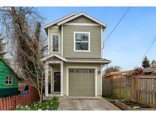 9416 N Oswego Ave, Portland, OR 97203 (MLS #19179358) :: TLK Group Properties