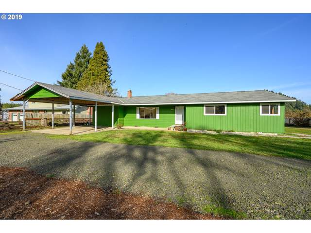 25005 Yamhill River Rd, Willamina, OR 97396 (MLS #19179597) :: The Liu Group